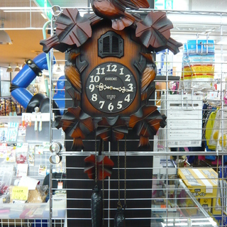セイコー 鳩時計 SEIKO BIRDIE PB311B レトロ...
