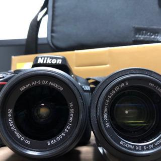 Nikon ニコン D5300 ダブルズームキット2 美品