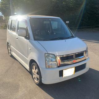 激安☆ワゴンR☆4WD☆車検付☆リミテッド☆
