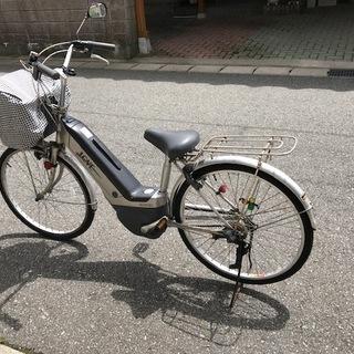 値下げしました。電動アシスト付き自転車・充電器付き(ジャンク)