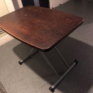90cm×50cm 昇降テーブル