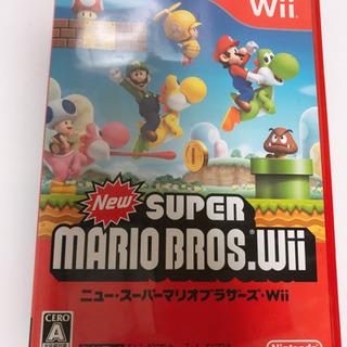 Wii*ニュー・スーパーマリオブラザーズ