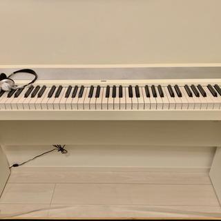 電子ピアノ KORG B1WH 白 88鍵
