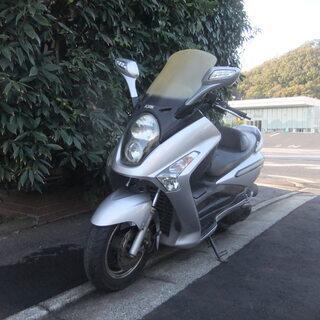 SYM RV250 実働中古車 バッテリーフル充電済み オイル交...