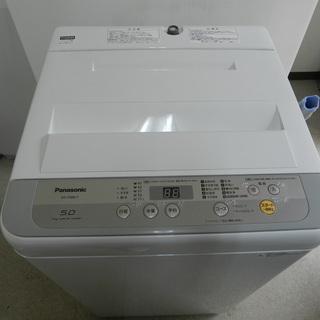 パナソニック 全自動洗濯機 NA-F50B11 2018年製 都...