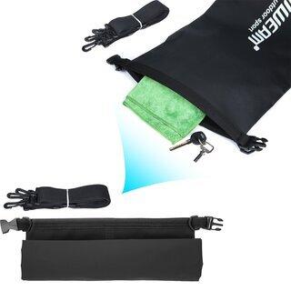 新品未使用 ドライバッグ 防水袋 乾燥袋 ショルダースベルト調整可能 - 川崎市