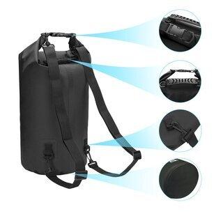 新品未使用 ドライバッグ 防水袋 乾燥袋 ショルダースベルト調整可能 − 神奈川県