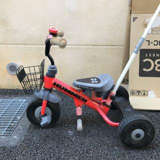 HUMMER 三輪車