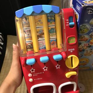 Disney 自動販売機 おもちゃ