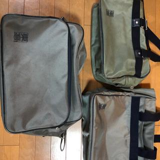 【川越東高校】 スクールバック3点セット