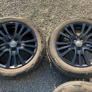 新品215/60R17 スタッドレスタイヤホイールセット
