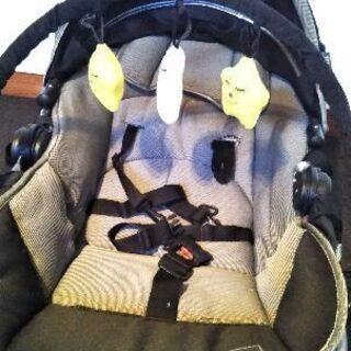 バウンサー New York baby リクライニング
