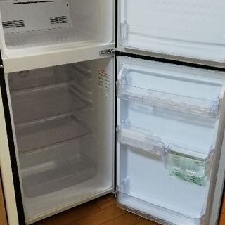 ジャンク品 三菱2010年製 2ドア冷蔵庫