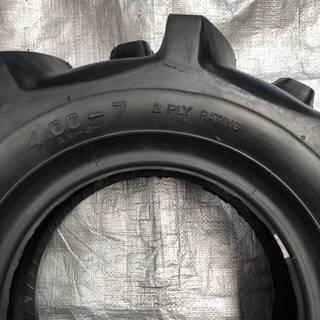 ファルケン(オーツ)製 耕運機用タイヤ1本 4.00-7 AF-...