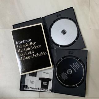 黒夢の清春 live DVD売ります。中古