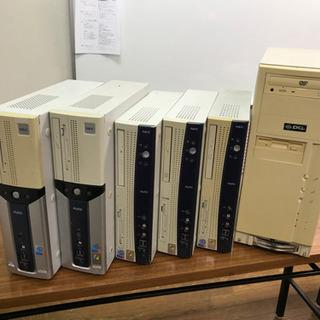 ジャンクデスクトップパソコン6台