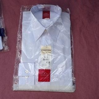 【未開封新品】ソフトドレスシャツ 形態安定・吸水防汚加工 トップバリューの長袖シャツ の画像
