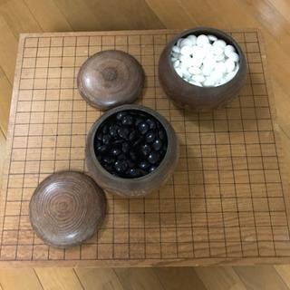 碁盤 石 セット