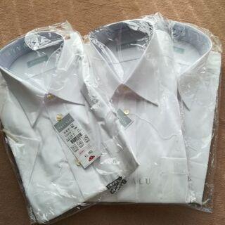 【未開封】半袖シャツ(形態安定加工)3枚組