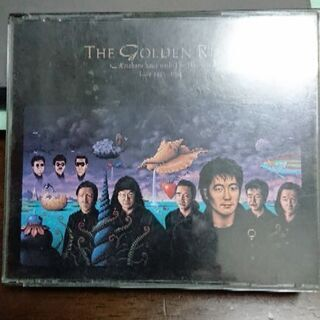 佐野元春のライブ収録版3枚組CD(歌詞カード有)