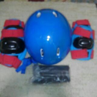 ヘルメット プロテクターまとめて