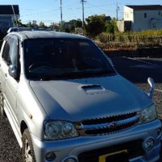 【値下げ】ダイハツ テリオスキッドカスタムX 4WD