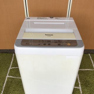 ☆まとめて値引き☆パナソニック 5kg 洗濯機 2017年製☆保証付き