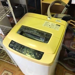難有り 全自動洗濯機 ハイアール JW-K42F 2010年製 ...
