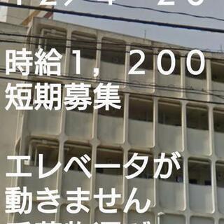 12/4~20  @1.200~1,500 小倉南区 短期…