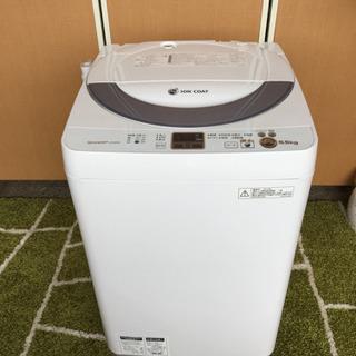 ☆まとめて値引き☆シャープ 5.5kg 洗濯機 2014年☆保証あり