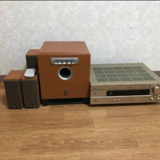 ヤマハ5.1chシステムセットDSP-AX430