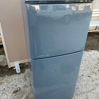 1997年製 シャープ125ℓ 冷蔵庫