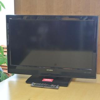 早い者勝ち! 三菱 REAL 32V型液晶テレビ 2009年製 ...