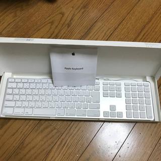 Apple Keyboard (JIS) MB110J/B(A1...