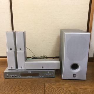 【お値下げ】【YAMAHA】ホームシアターサウンドシステム ステレオ