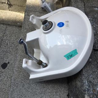 ★断捨離★値下げ🎶中古洗面器
