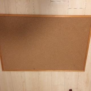 大型 コルクボード 大判 90x60