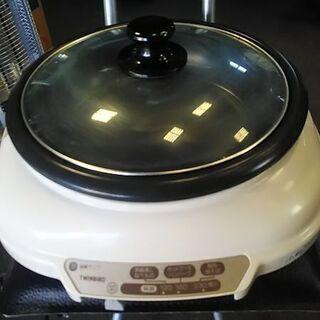ツインバード・電気グリル鍋