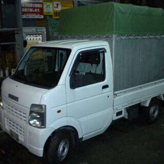 平成19年式 スズキ キャリイ トラックです