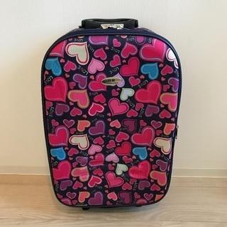 可愛いスーツケースの画像