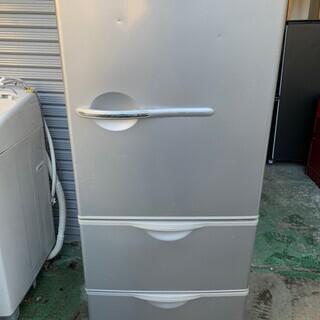 ◉2010年 SANYO 225ℓノンフロン冷凍冷蔵庫