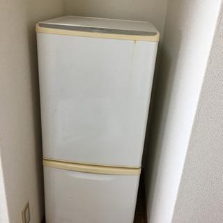 使用住み 冷蔵庫❄️