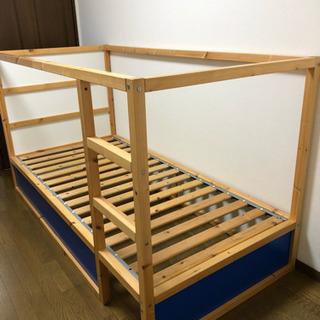 決まりました!IKEA子供用2段ベッド