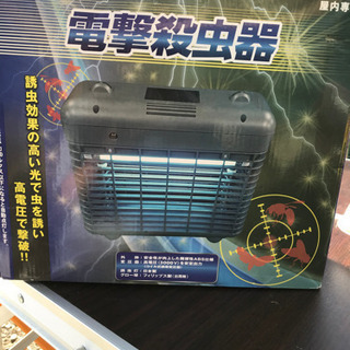 屋外用 電撃殺虫器