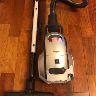 【去年購入★】SHARP掃除機