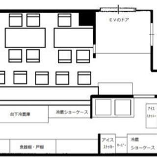 三ノ宮♫生田新道沿い♫飲食店居抜きテナント♫人通り多数♫