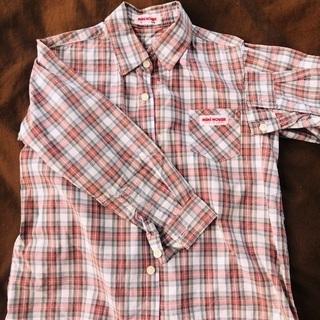 ミキハウス 長袖シャツ サイズ110 子供服
