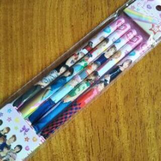 未開封◆2B鉛筆5本◆モーニング娘