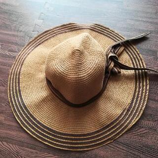リゾート帽子