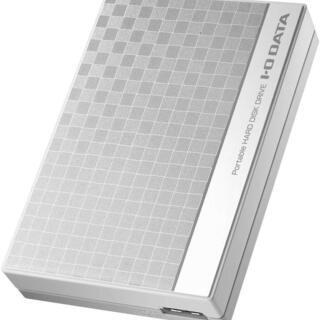 I-O DATA HDD ポータブルハードディスク 5TB US...